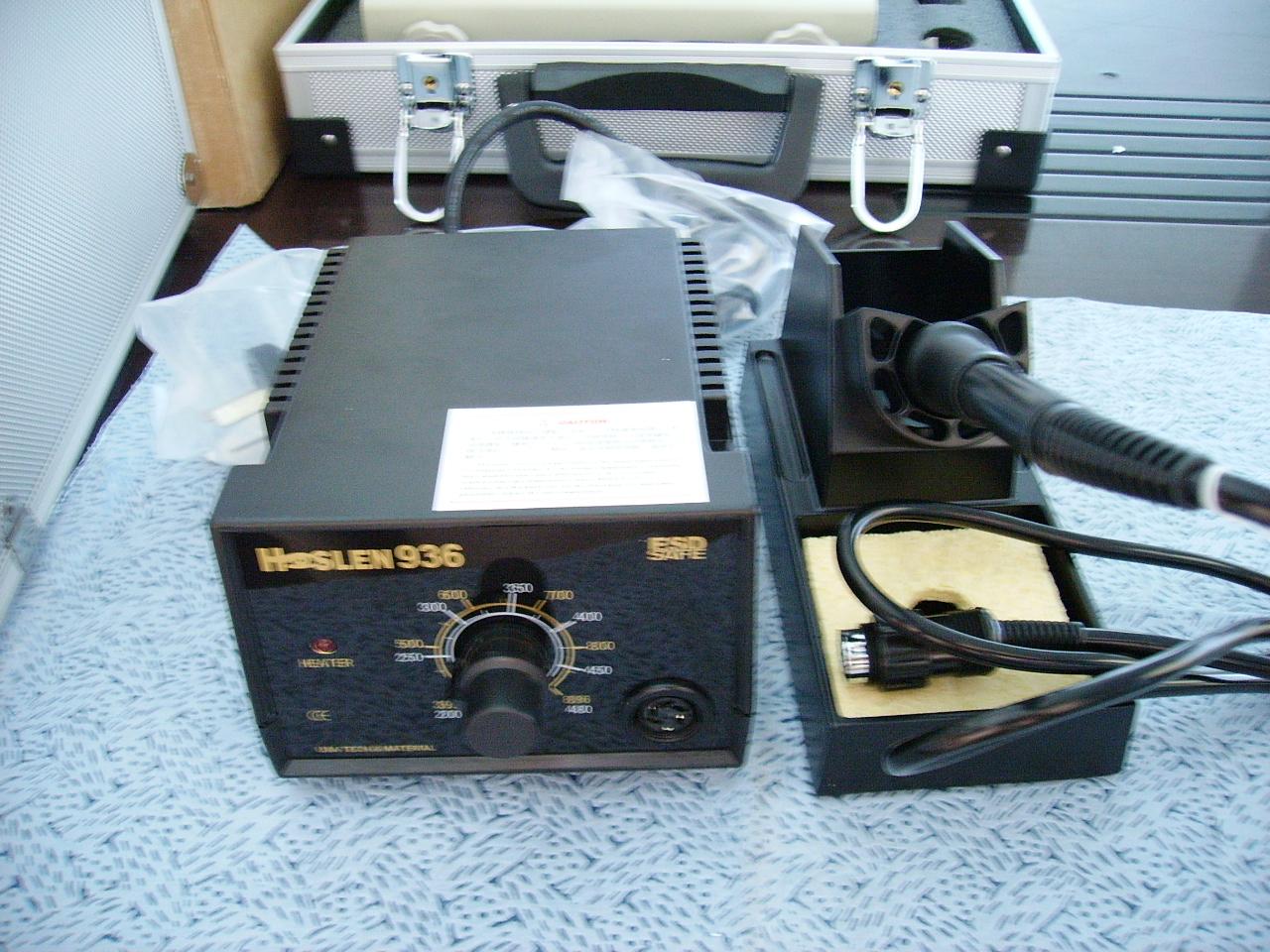 hs-936esd可调式恒温烙铁焊台